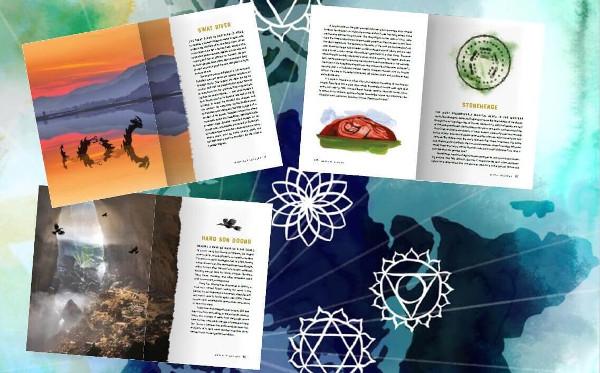 Waar magie te vinden is, een gids langs de mooiste magische plekken ter wereld, zensitivity.nl,boeken tip