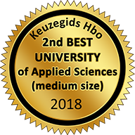 2nd BEST UNIVERSITY of Applied Sciences 2018